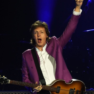 Paul McCartney lança novo álbum, Egypt Station