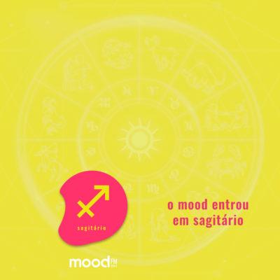 Mood de Sagitário