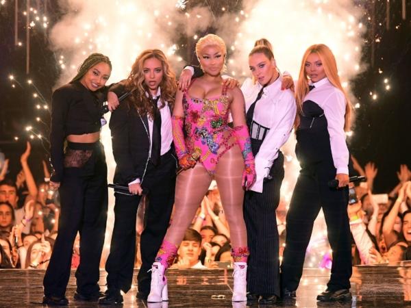 Tudo o que rolou no MTV EMA 2018 6