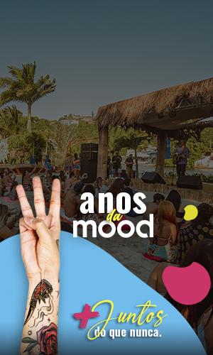 3 anos da Rádio Mood FM: + Juntos do que nunca!